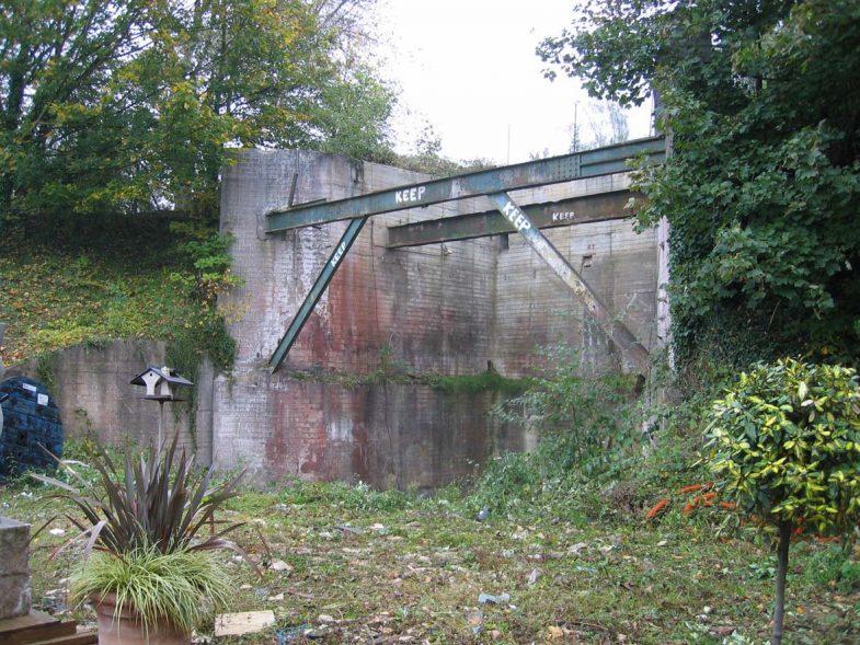 Concrete Batching Crane