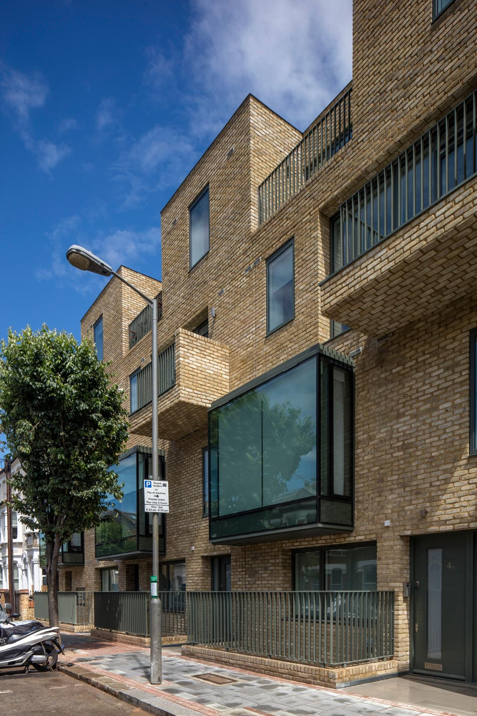 New-residential-development-hafer-road-front-facade
